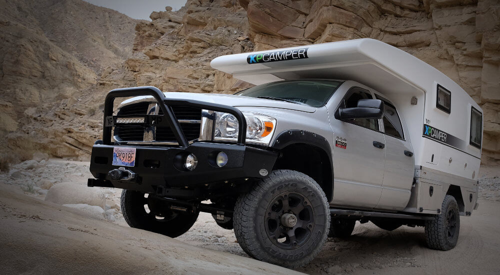 sherpa the truck