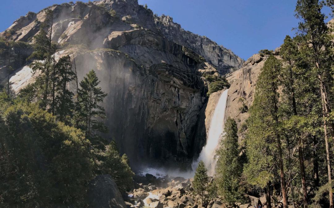 Going Big in Yosemite