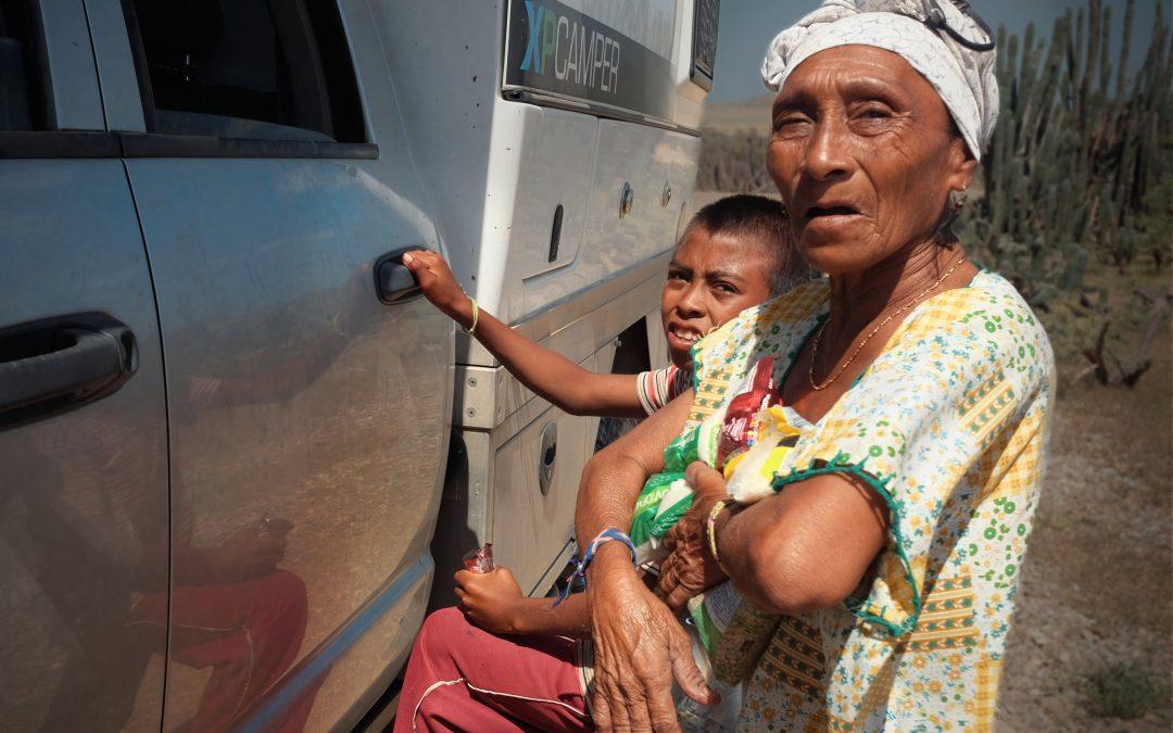 In Search of the Wayuu