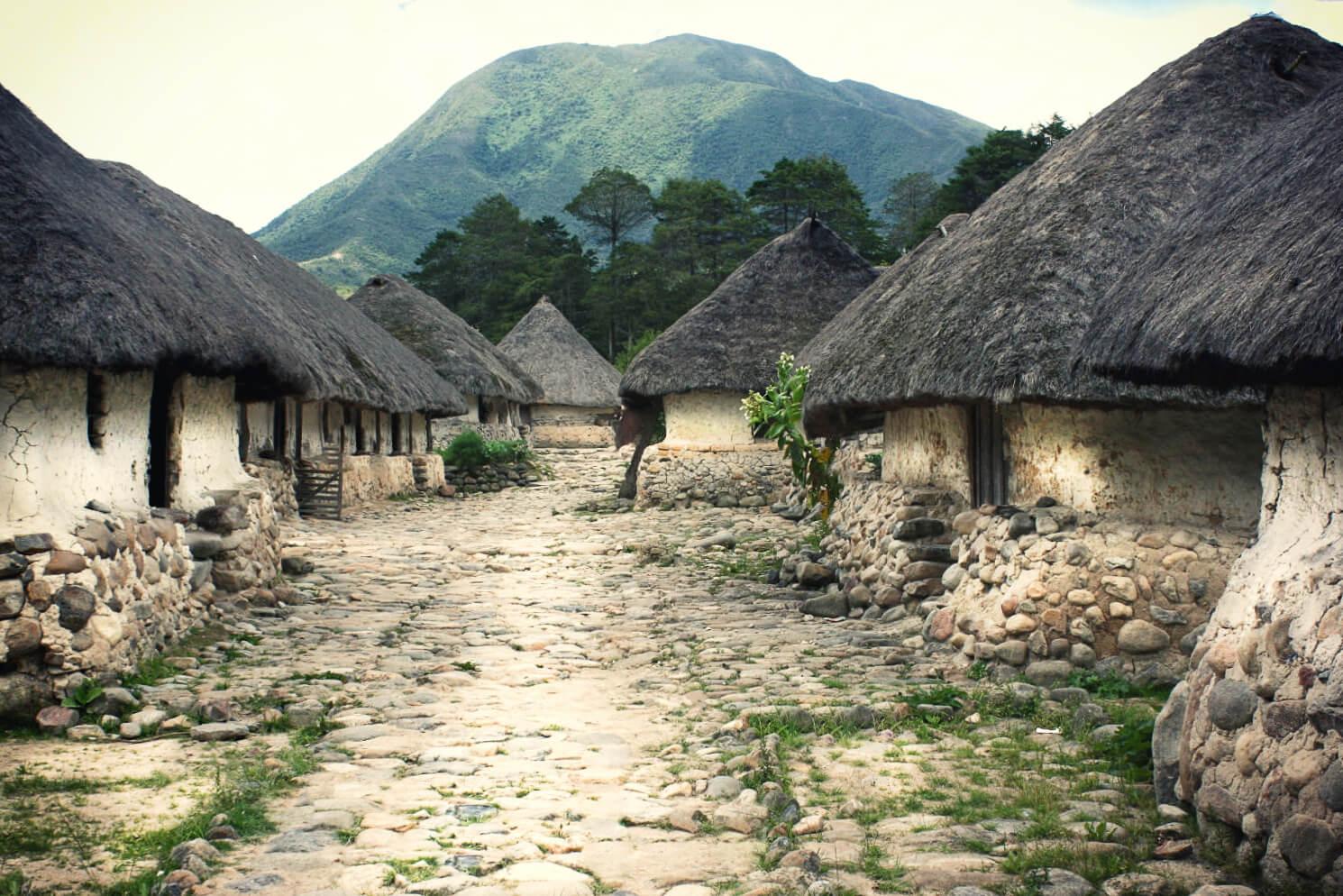 nabusimake ceremonial buildings