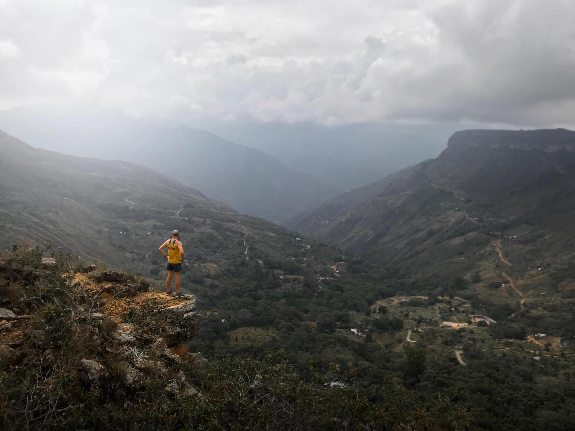 Running Chicamocha Canyon